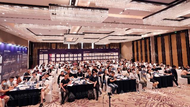 【首次郑州站】200位企业家学员走进昆仑定位《战略定位实操班》